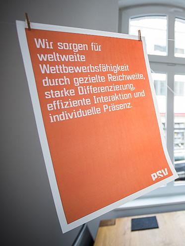 Individuelles B2B-Marketing aus Siegen. PSV . Die Marketing Agentur