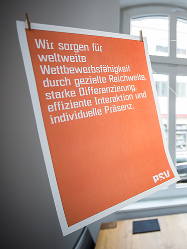 Individuelles B2B-Marketing aus Siegen. PSV . Die Marketing Agentur
