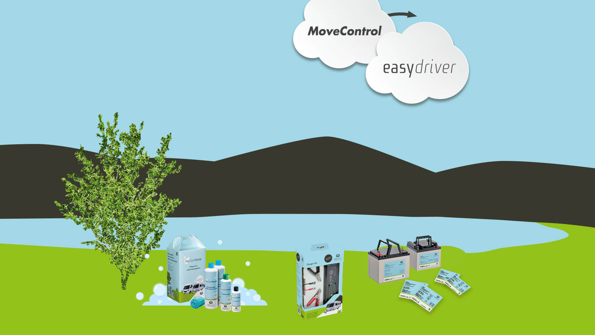 Referenz: REICH easydriver Produktdesign Beitragsbild
