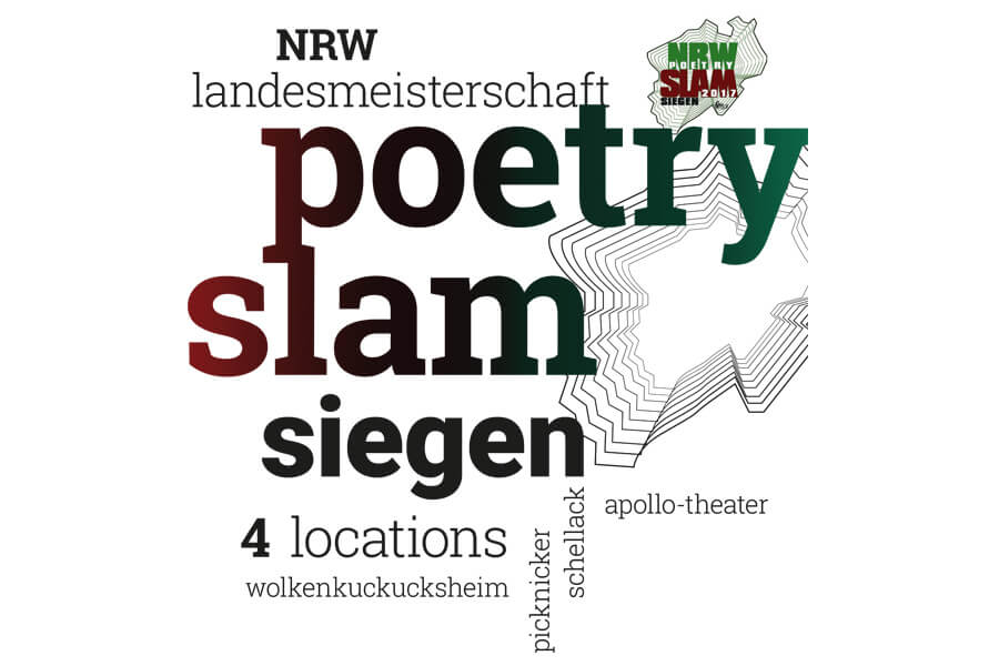 PSV News: NRW Poetry Slam